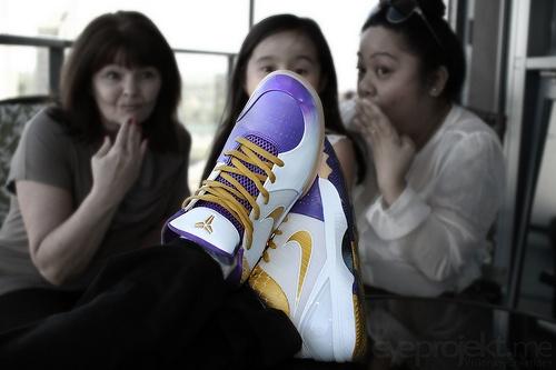 Nike Zoom Kobe IV 'MLK (Mommas love Kix)