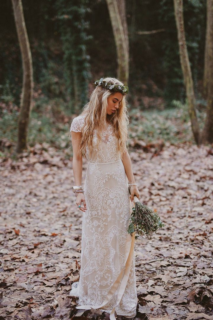 31 Unconventional Wedding dresses for an Unconventional Bride