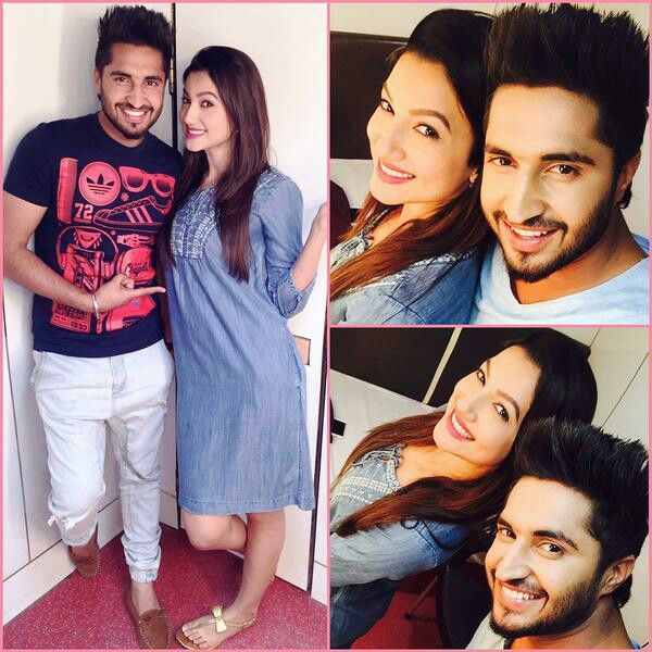 gauhar khan and jassi gill