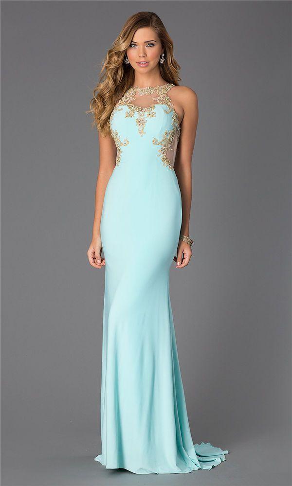 Best 25+ Aqua prom dress ideas on Pinterest | Quince ...