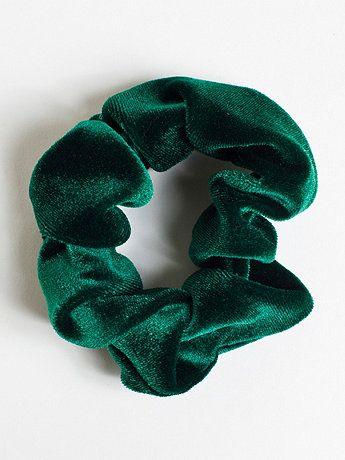 Velvet Scrunchie | American Apparel