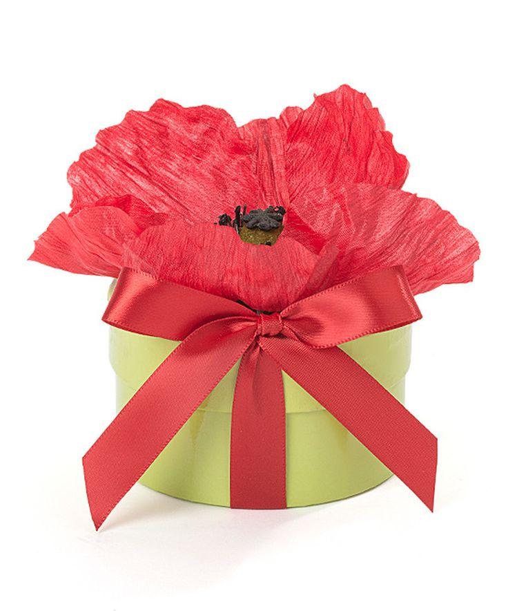 Flanders Poppy Flower Seed Gift Box By BloemBox #zulilyfinds