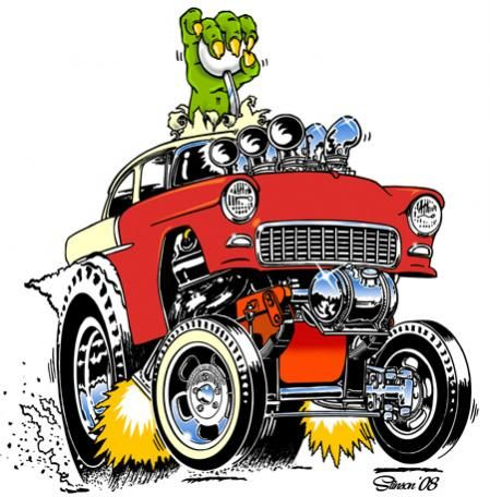 Rat Fink Style Art | Rat Fink, Tiki, Car and Monster Art ** COOL!!!..Re-pin brought to you by agents of #CarInsurance at #HouseofInsurance in Eugene, Oregon.
