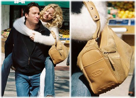"""I've wanted this bag ever since I saw Kate Hudson carry it in the movie, """"Raising Helen."""""""