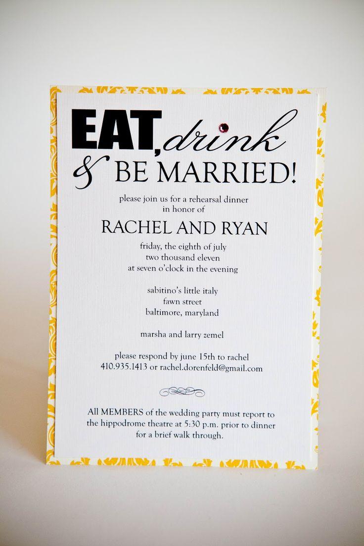creative wording for rehearsal dinner invitations%0A Rehearsal Dinner Invitation TemplatesGreat wording for rehearsal and dinner  afterwards