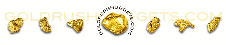 Natural gold nuggets for sale. Buy gold nuggets from Alaska, California, and Australia