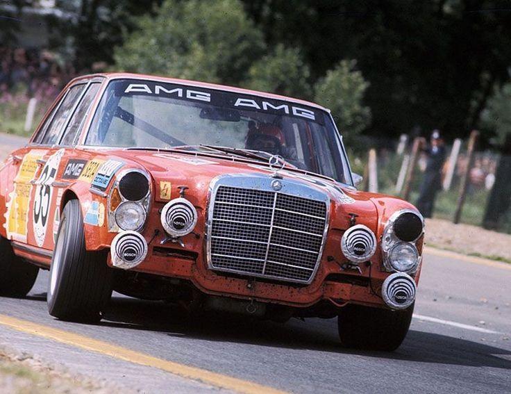 Mercedes Carrera Ass Parade