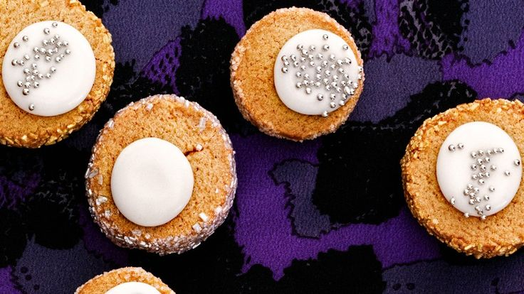 Speculoos Buttons cookies-  Bon Appetite