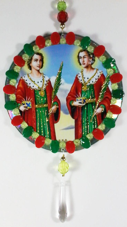 Mandala Cosme e Damião