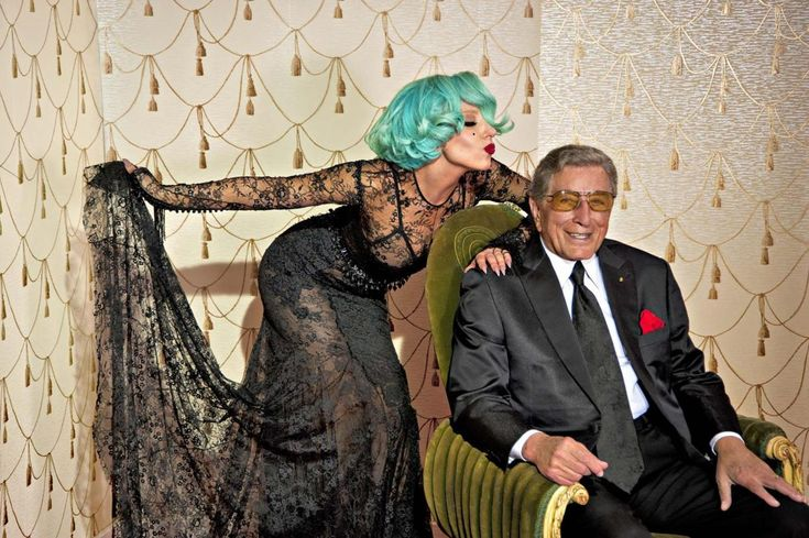 Lady Gaga & Tony Bennett - The Lady is a Tramp