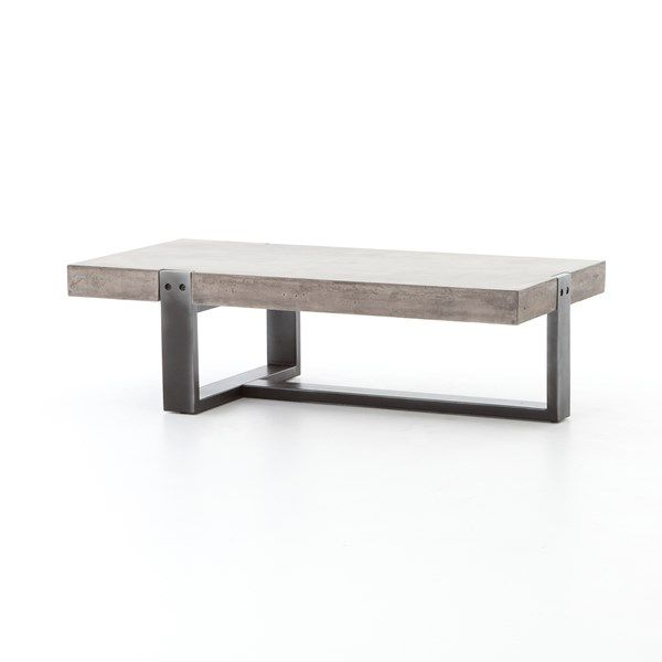 Best 20 Concrete Coffee Table Ideas On Pinterest