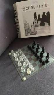 Glas Schachspiel in Berlin - Marzahn | Gesellschaftsspiele günstig kaufen, gebraucht oder neu | eBay Kleinanzeigen