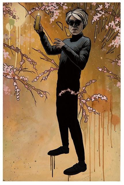 Spring (Warhol) by Mike Shinoda