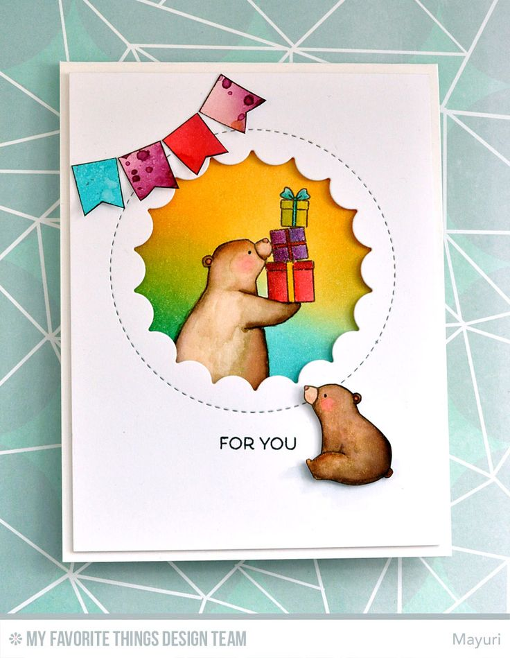 18 best Cards My Favorite Things images – Jumbo Birthday Cards