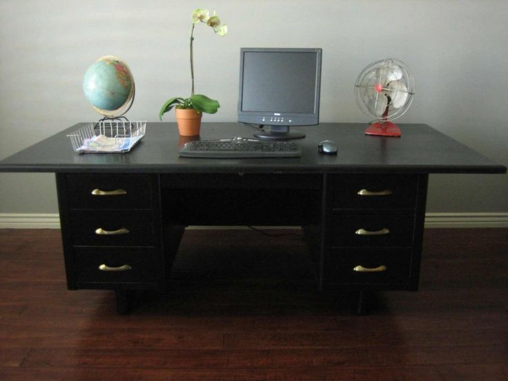 25 best desks images on pinterest | home office desks, office