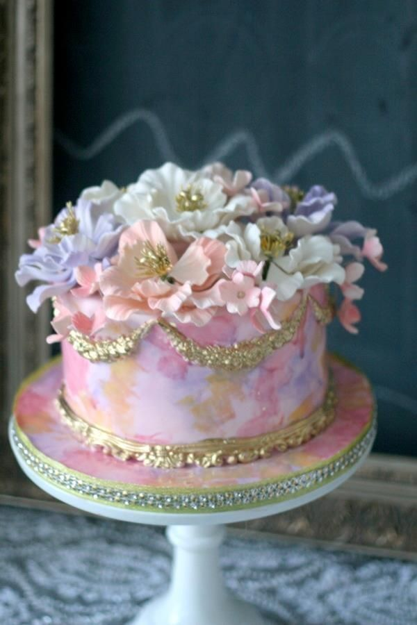 1350 best Cake decorating images on Pinterest Cake wedding