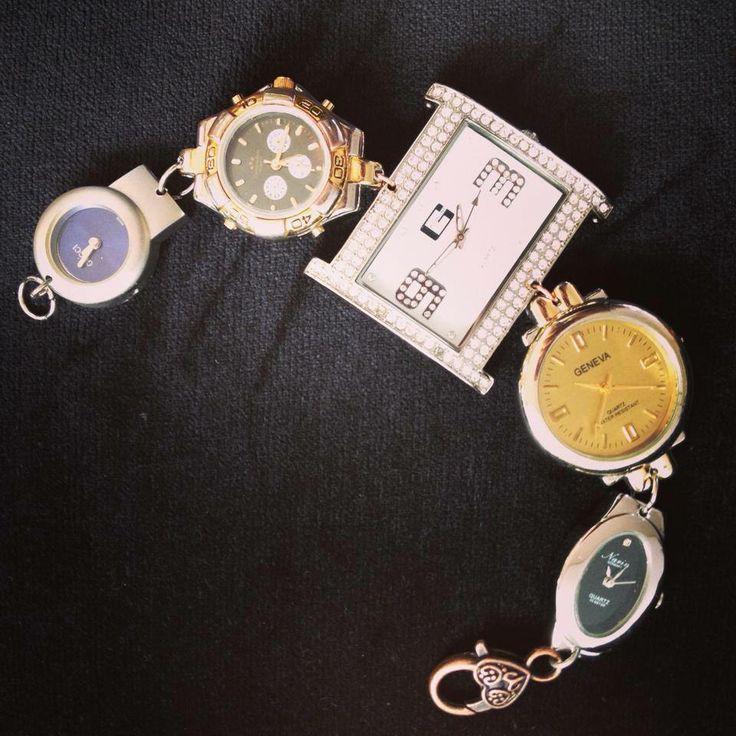 Watch Case Bracelet