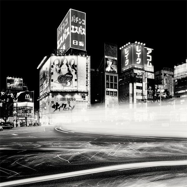 "Martin Stavars : ""Nightscapes – Tokyo"" Series (Photography)"