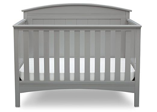 Delta Children Archer 4-in-1 Crib, Grey   This crib features modern, minimalist looks with exquisite workmanship and finely molding details that provide a comfortable sleep for your baby!  Shop here at http://www.convertiblecribsreviews.com/delta-children-archer-4-in-1-crib-grey  Happy Shopping!  #convertiblecrib #babies #crib #bestcrib2017 #babyscrib