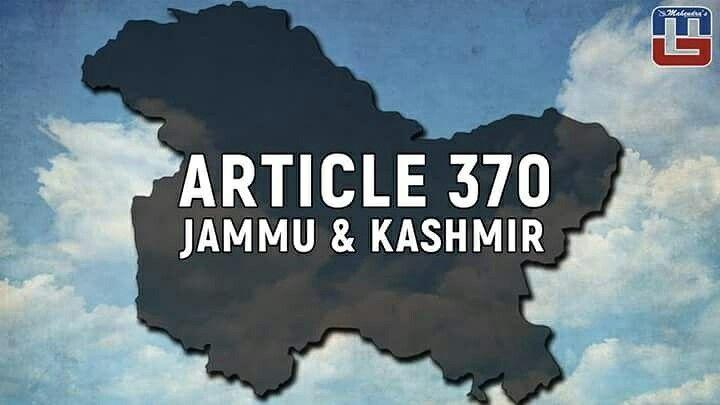 ARTICLE 370 | JAMMU & KASHMIR | GENERAL STUDIES | ALL COMPETITIVE EXAMS  https://youtu.be/CdScCpKIrr8