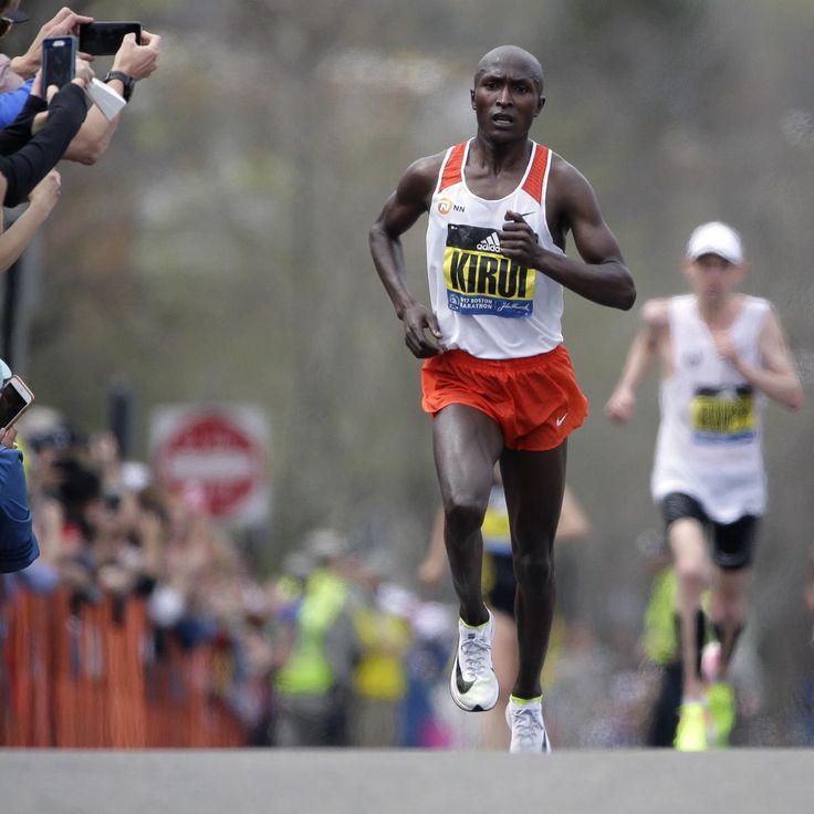 Boston Marathon 2019 winners: Lawrence Cherono takes men's ...