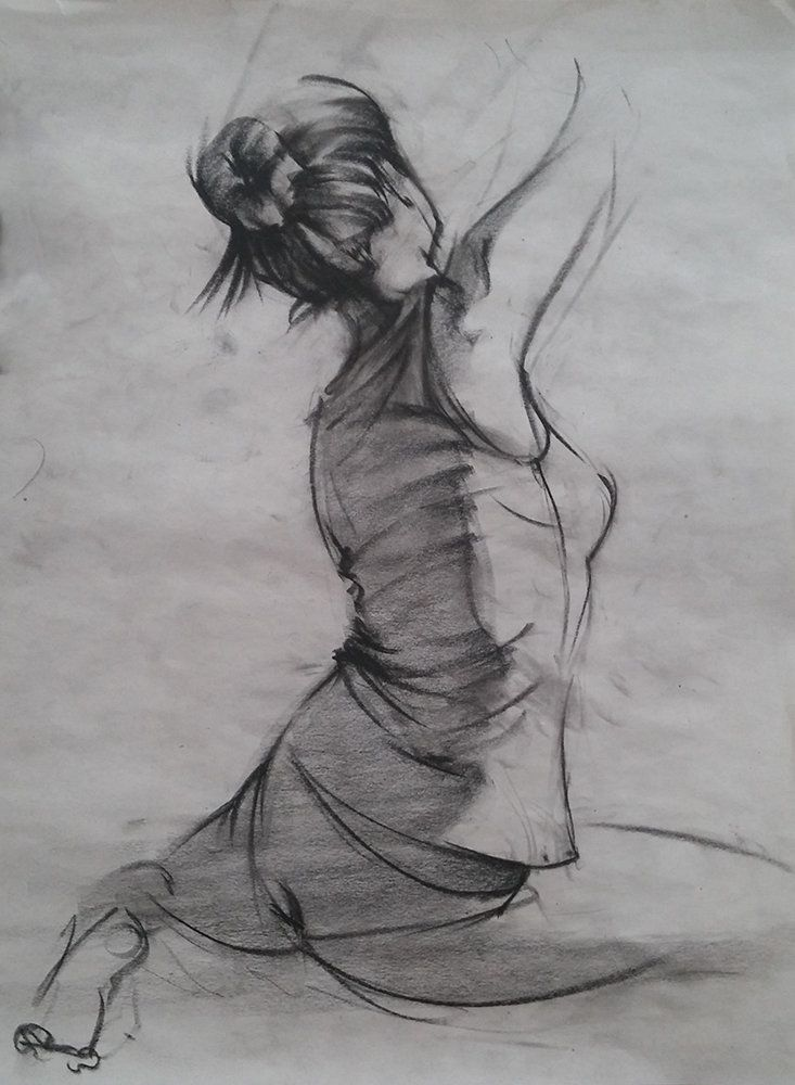Accomplished figure drawings by Marcin Warzecha https://www.artstation.com/artwork/figure-drawings-3b1a70f8-48b4-4640-971d-ed1dcfa9afd2?utm_content=buffer47d4e&utm_medium=social&utm_source=pinterest.com&utm_campaign=buffer #sketching #sketchbook