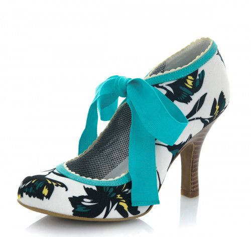2550c749d17 The much loved Willow shoes by Ruby Shoo are back with a fresh look ...