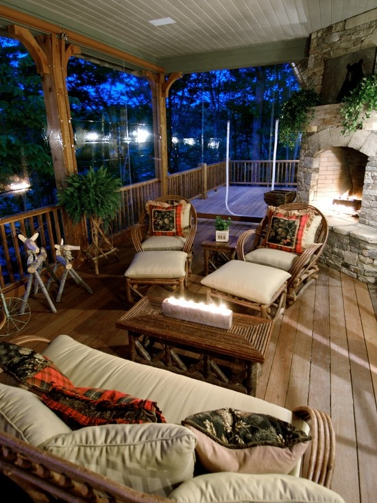 Outdoor Deck Decorating Ideas
