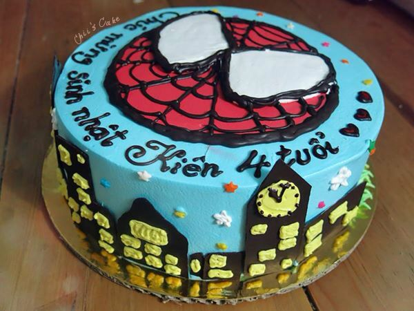 #spidercake #spiderman #cake