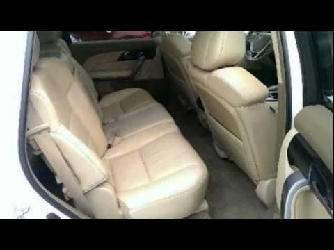2008 ACURA MDX 3RD ROW SEATING NAVI RIMS HEATED SEATS