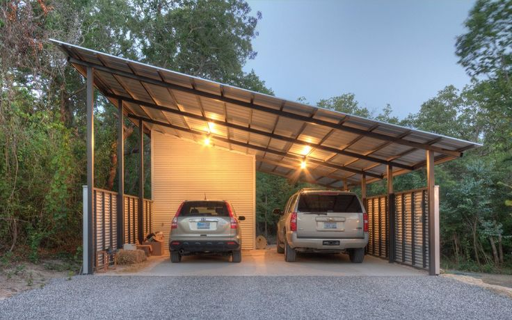 25 best ideas about carport designs on pinterest for Carport with shed attached plans