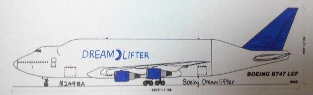 Boeing Dreamlifter, N249BA