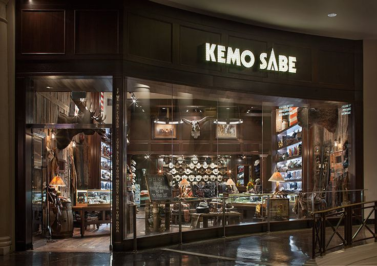 Las Vegas, NV - Kemo Sabe - Western Apparel - Leather Boots - Cowboy Hats