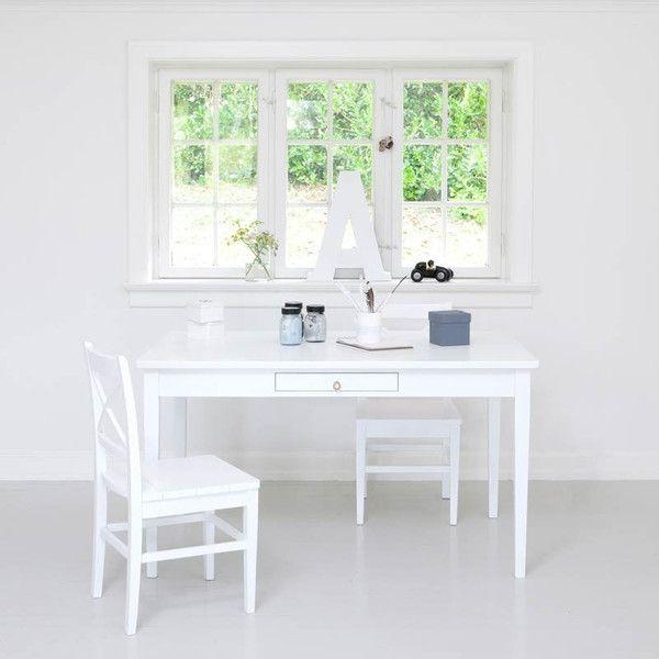 Oliver Furniture skrivebord, junior