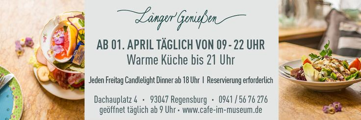 Museumscafe Regensburg