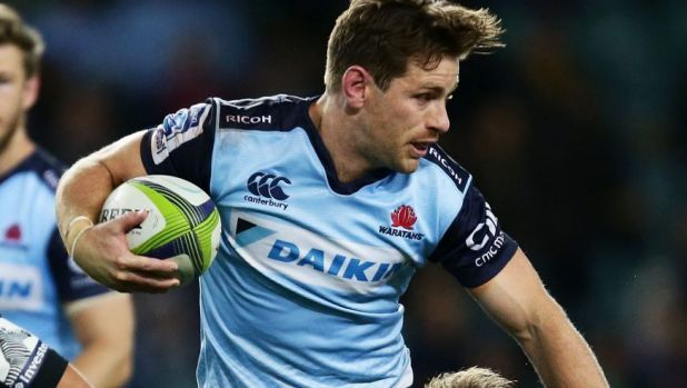 The Waratahs' round one ambitions have taken a hit after Test No.10 Bernard Foley was ruled out with ongoing concussion symptoms.