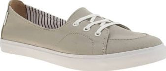 Vans Grey Palisades Surf Stripes Womens Trainers Slide into some California beach style this summer as the Vans Palisades Surf Stripes lands at schuh. This grey fabric silhouette features a removable UltraCush Eco footbed, whilst a slim rubber sole  http://www.comparestoreprices.co.uk/january-2017-8/vans-grey-palisades-surf-stripes-womens-trainers.asp
