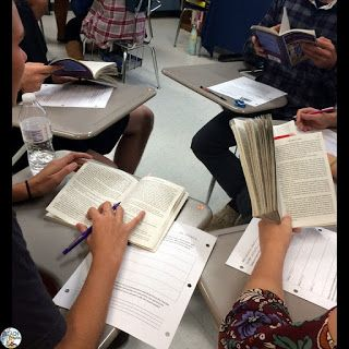Liven Up Reading Discussions close reading scenarios.