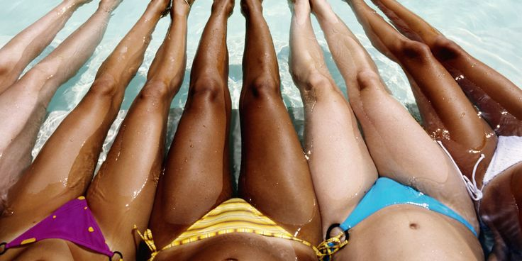A Former Stripper Explains How to Prevent Razor Burn on Your Bikini Line