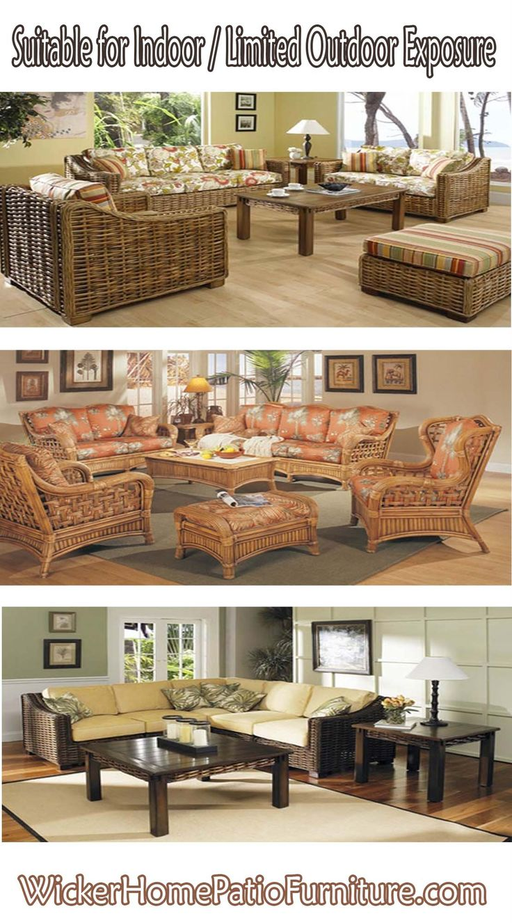 17 Best Images About Wicker Furniture On Pinterest Dining Sets Wall Mirrors And Fiber