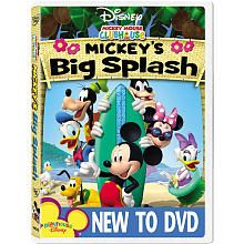 Playhouse Disney  Mickey Mouse Clubhouse: Mickey's Big Splash DVD
