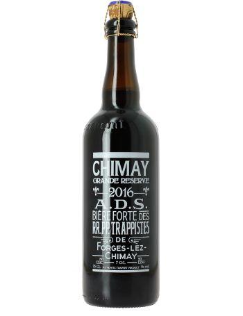 Chimay Grande Réserve 2014 Sérigraphiée 75 cL -