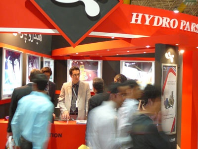 HydroPars Show Room