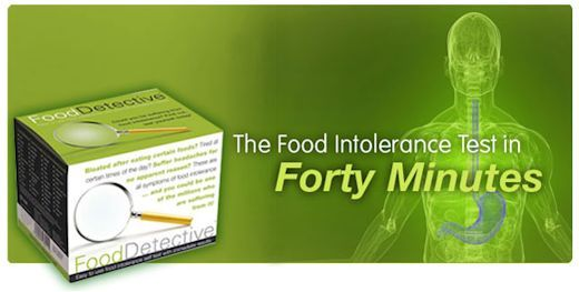 The Food Detective Test & Food Intolerance Testing-Advanced Health