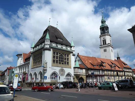 Immer wieder schön, ein Besuch in meiner Heimatstadt Celle. Always worth a vi...