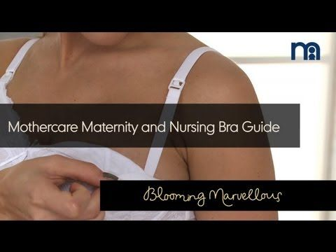 Mothercare Maternity and Nursing Bra Buying Guide