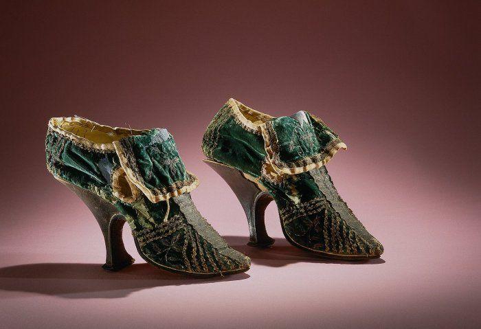 Zapatos Antiguos