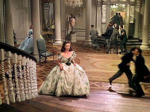 I also quite like Scarlett O'Hara's style :)