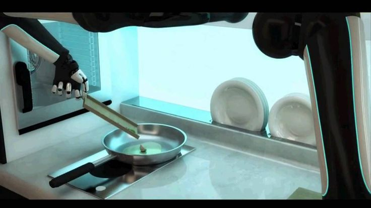 Moley unveils World's First Robotic Kitchen which can cook by mimicking ...