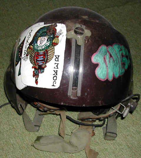 Vietnam War # Cold War # Helmet Art